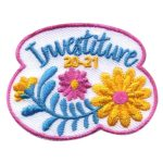 Girl Scout Investiture 2020-21 Fun Patch