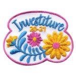 Girl Scout Investiture 2020-21 Fun Patch