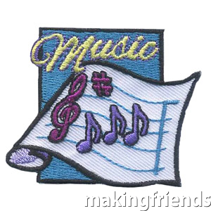 Help your girls explore music beyond the current hits. Music from different cultures, different eras and styles of music they might not have heard like classical and opera. They can have fun making their own instruments and try to imitate songs they know or make up new ones. #makingfriends #mf #scoutpatches #girlscouts #scouts #juliettescouts via @gsleader411