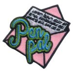 Girl Scout Pen Pal Patch