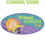 Girl Scout Virtual Overnighter Patch