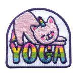 Girl Scout Yoga Fun Patch