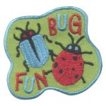 Girl Scout Bug Fun Patch