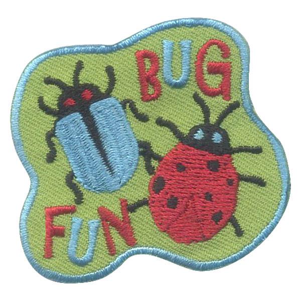 Girl Scout Bug Fun Patch