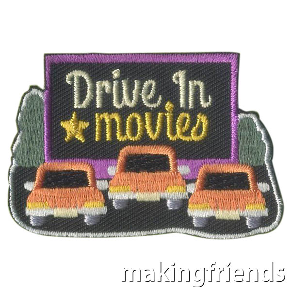 Drive in movies have always been a popular way to watch a movie for a long time and they are making a comeback. Have fun cuddling with your family and friends inside your vehicle or in the back of a truck. #makingfriends #mf #driveinmovies #movies #drivein #friends #family via @gsleader411