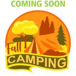 Girl Scout Fall Camping Patch