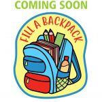 Girl Scout Fill a Backpack Patch
