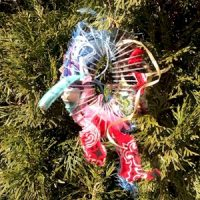Nest supply center for girl scout nature craft patch