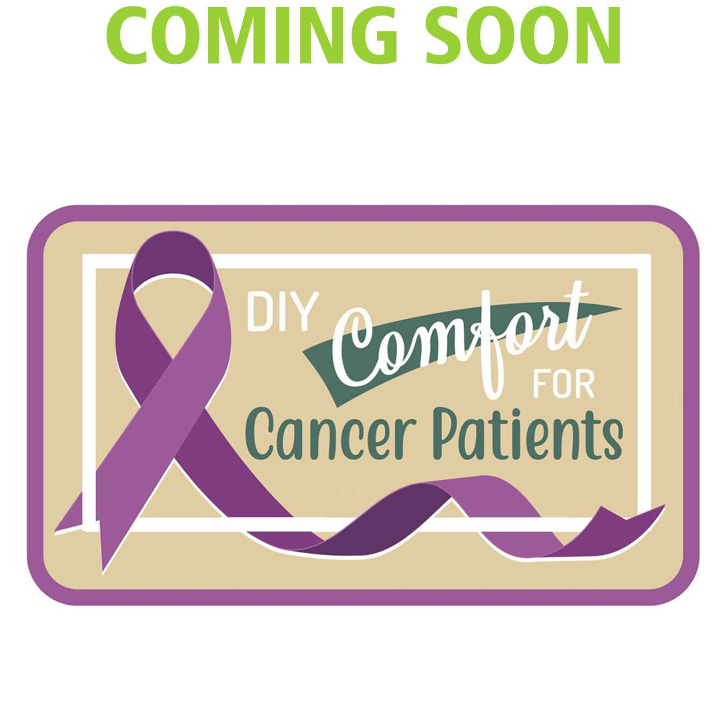 Girl Scout DIY Comfort for Cancer Patients Patch