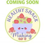 Girl Scout Healthy Snack Making Patch