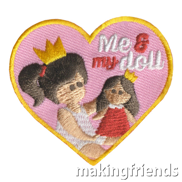 Have a me and my doll get-together with your girls. Have a picnic or tea party! $.69 each free shipping available. #makingfriends #meandmydoll #mydoll #dolls #teaparty #dollparty #freeshipping via @gsleader411