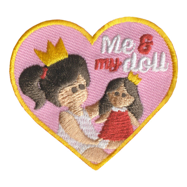Girl Scout Me & My Doll Patch