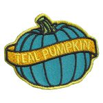 Girl Scout Teal Pumpkin Patch