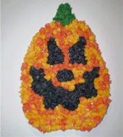 tissue teal pumpkin craft for girl scouts .69 each Free shipping available