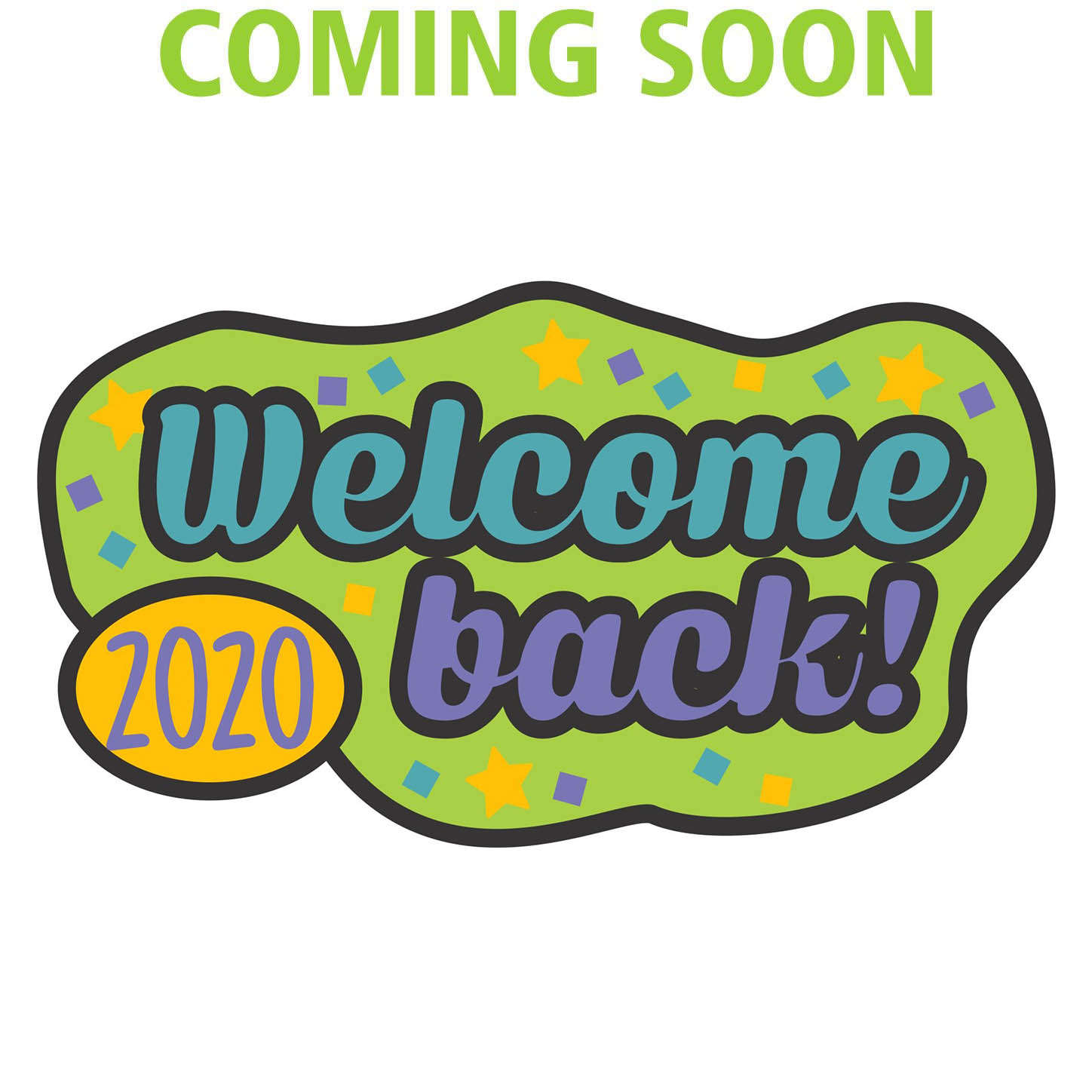Girl Scout Welcome Back 2020 Patch
