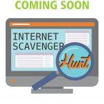 Girl Scout Internet Scavenger Hunt Patch