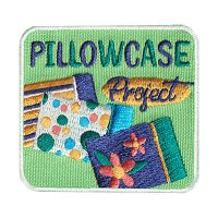 Girl Scout Pillow Case Patch Program®