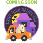 Girl Scout Drive Thru Halloween Fun Patch