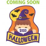Girl Scout Halloween 2020 Fun Patch