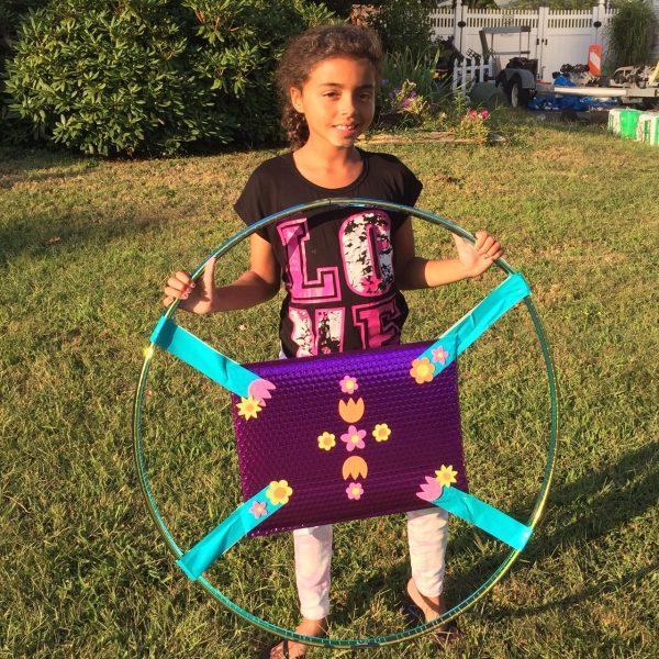 hula hoop situpon