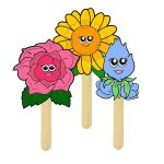 Girl Scout Daisy Flower Friends