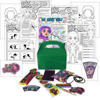 Girl Scout Brownie Virtual Badge Kit