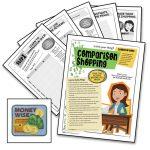 Girl Scout Comparison Shopping Virtual Workshop Kit