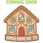 Girl Scout Gingerbread 2020 Fun Patch