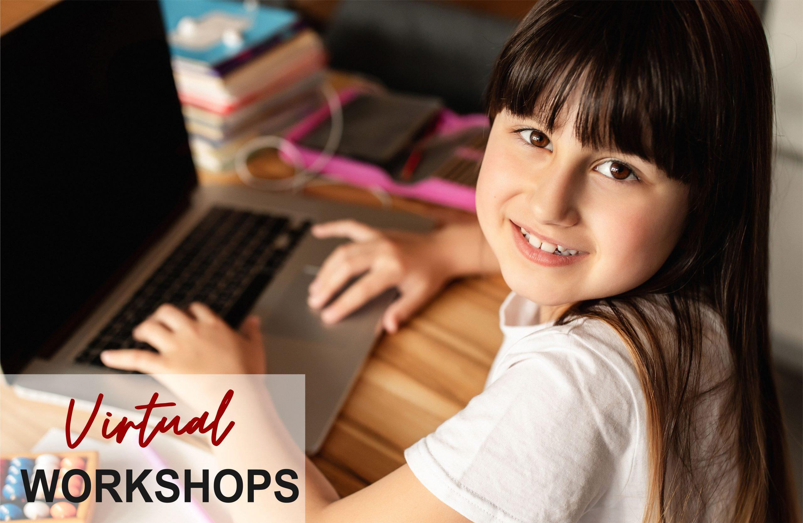 Girl Scout Badge Virtual Workshops
