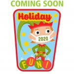 Girl Scout Holiday 2020 Fun Patch