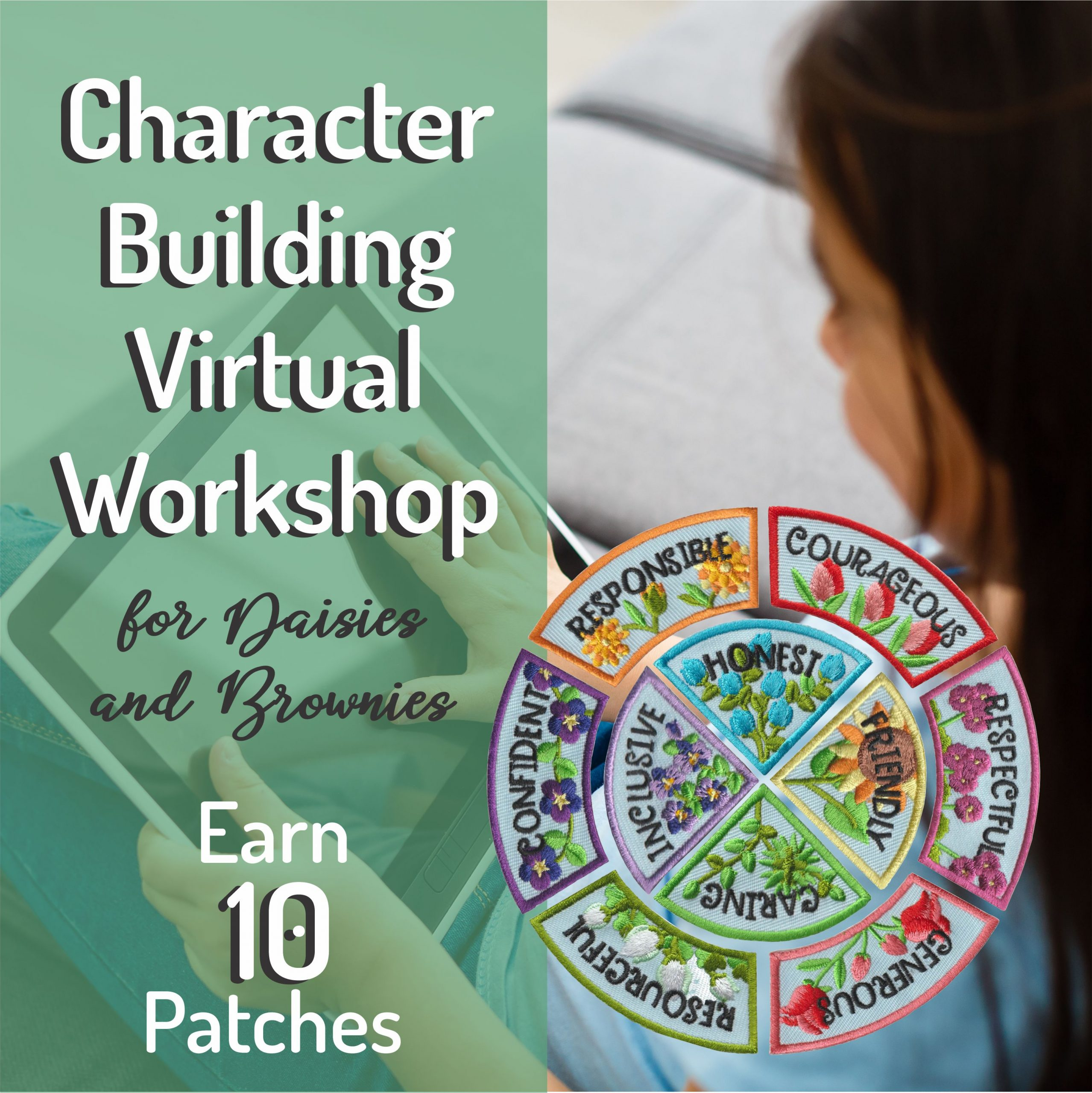 Virtual Girl Scout Workshops