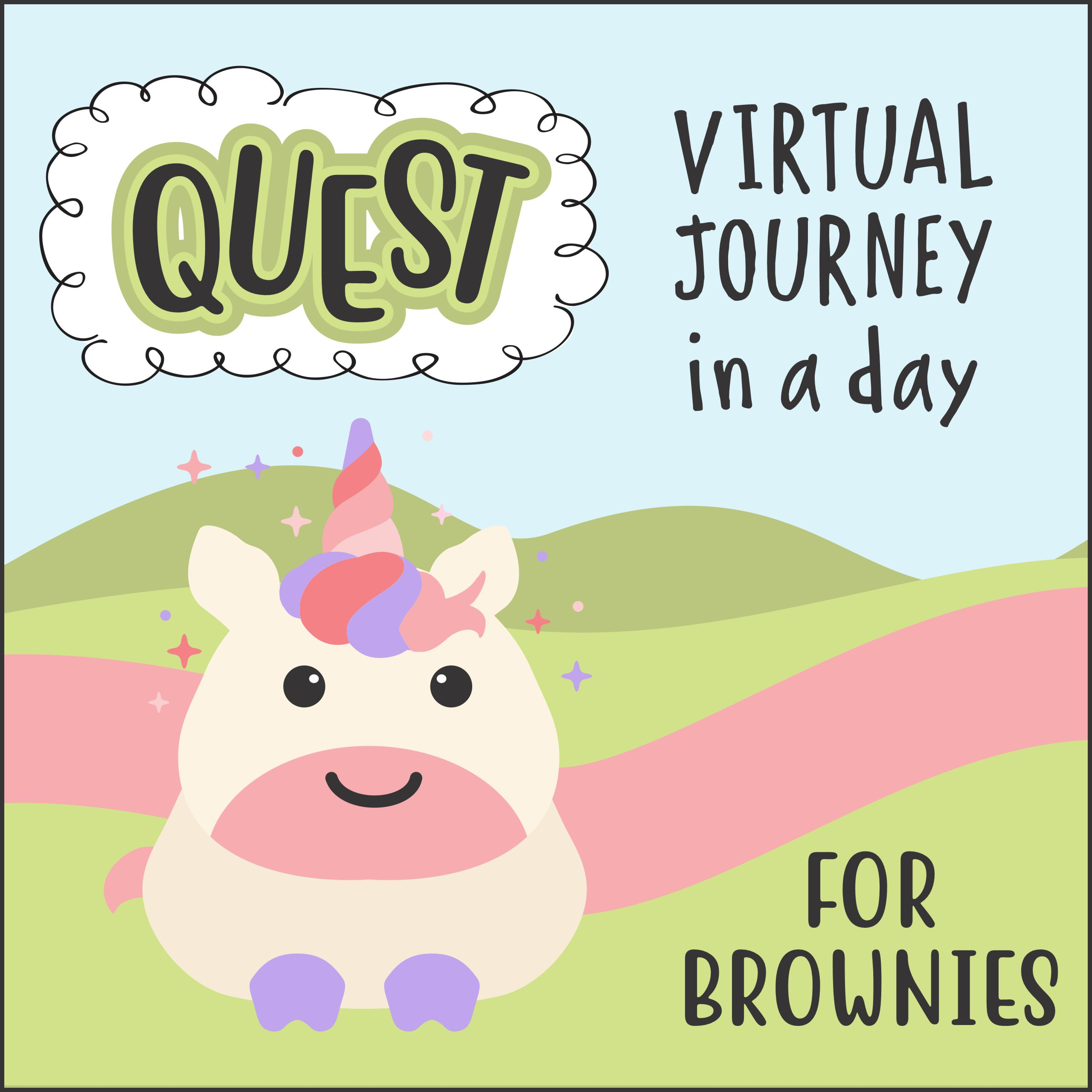 Virtual Brownie Quest in a Day Workshop