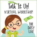 Girl Scout Talk It Up! Daisy Leaf Workshop