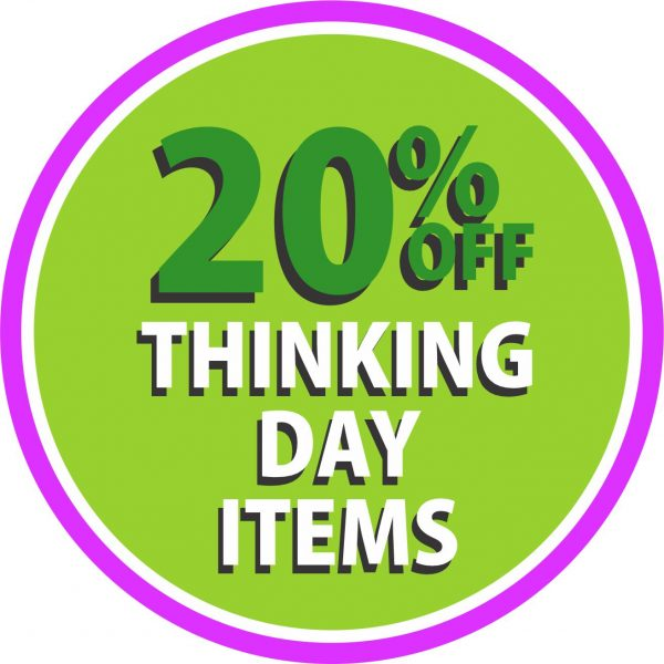 20% Off Thinking Day Items