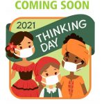 Girl Scout Thinking Day Patch