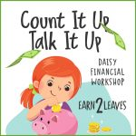 Count It Up/Talk It Up Virtual Workshop for Daisies