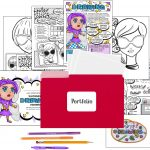 Virtual Workshop Drawing Certificate and Kit