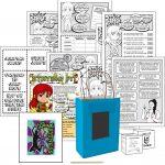 Girl Scout Staying Fit Superhero Virtual Workshop Kit