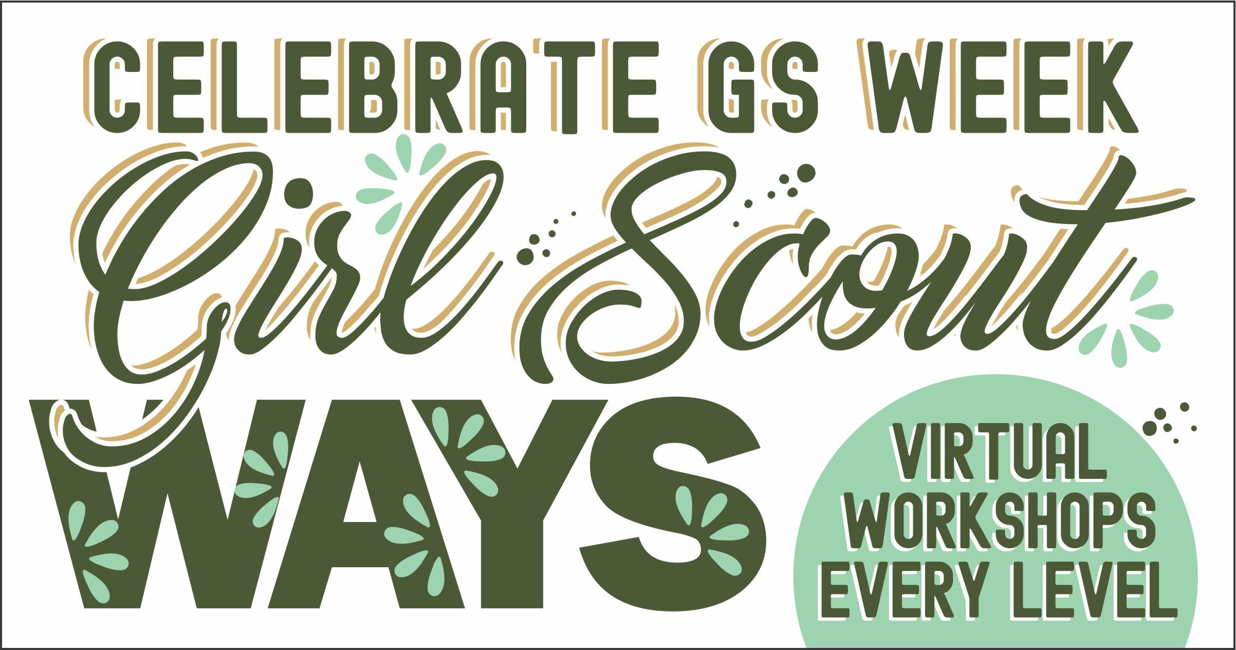 Girl Scout Ways Workshops