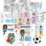 Girl Scout making Games Superhero Virtual Workshop