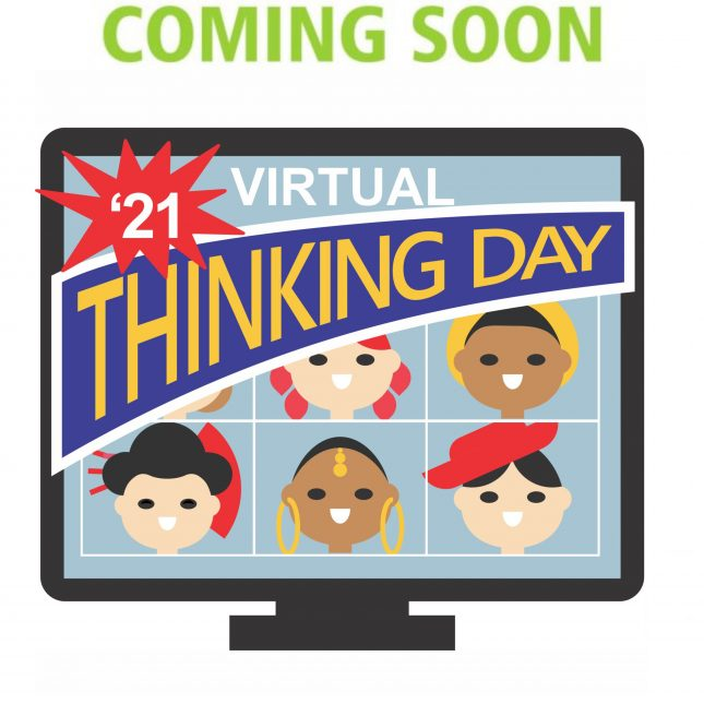 Celebrate Thinking Day 2021 with a virtual event and reward your girls with our virtual Thinking Day patch! $.69 each free shipping available! #makingfriends #virtualgspatch #thinkingday #thinkingday2021 #thinkingdaypatch #virtualthinkingday via @gsleader411