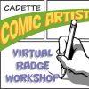 Virtual Cadette Workshop Comic Artist