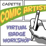 Virtual Cadette Workshop Comic Artist