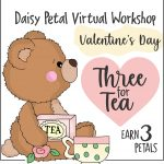 Valentine's Day Daisy Petal Workshop