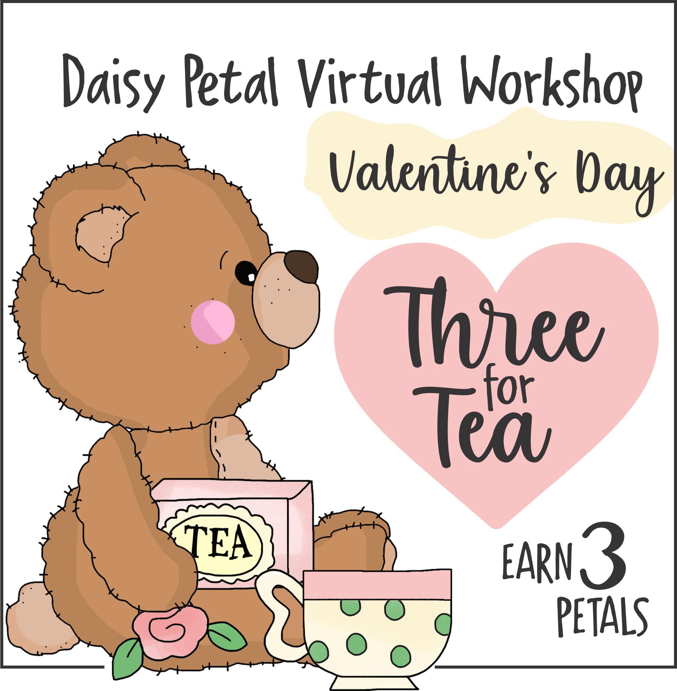 Valentine's Day Daisy Petal Workshop