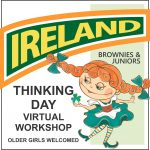 virtual thinking day workshop for Ireland