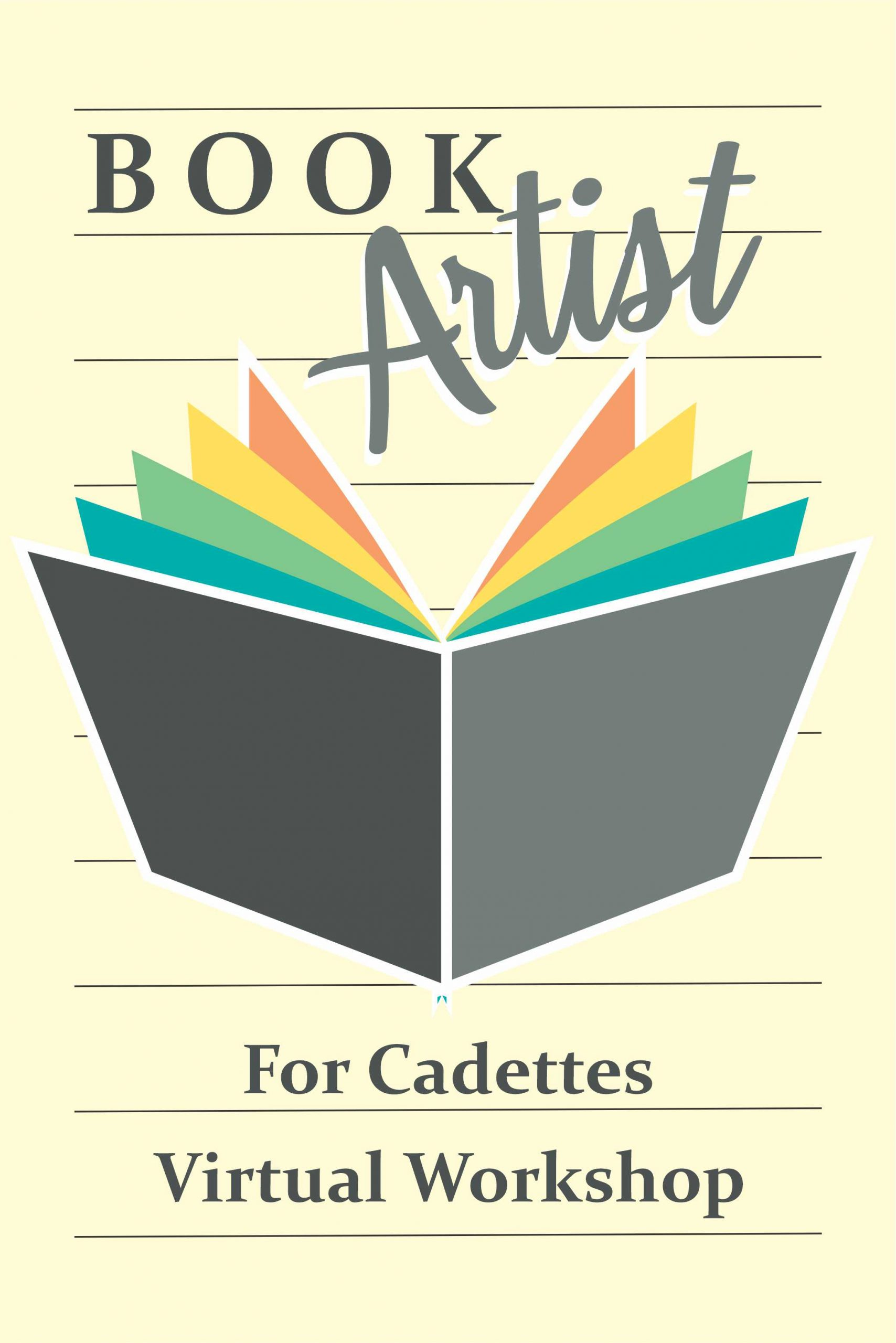 Girl Scout Book Artist Virtual Workshop for Cadettes via @gsleader411