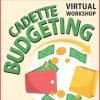 Girl Scout Cadette Budgeting Virtual Workshop
