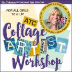 Senior Girl Scout Collage Artist Workshop