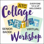 Girl Scout Collage Artist Workshop for Girls 12 & Up